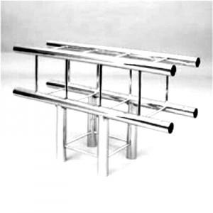 Соединитель 3-х квадратных колонн / Система труб Tritix (Тритикс)