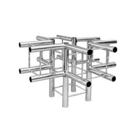 Соединитель 5-ти квадратных колонн Tritix