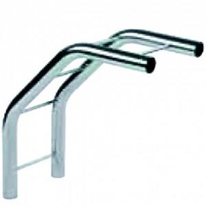 Сгиб вертикальный для плоской колонны / Система труб Tritix (Тритикс)
