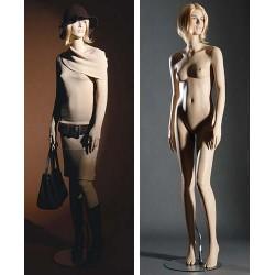 Женские пластиковые манекены